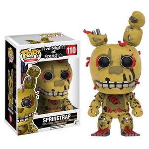 Five Nights at Freddy's Spring Trap Figura Pop! Vinyl