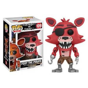Five Nights at Freddys Foxy The Pirate Pop! Vinyl Figur