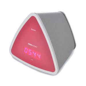 Mixx S3 Bluetooth Speaker & Clock - Pink