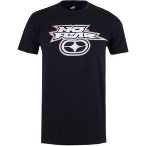 """T-Shirt Homme """"Reflets"""" No Fear - Noir"""