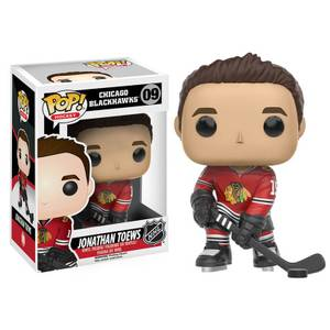 NHL Jonathan Toews Pop! Vinyl Figur