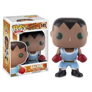 Street Fighter Balrog Figura Pop! Vinyl