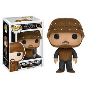 Fantastic Beasts and Where to Find Them Jacob Funko Pop! Vinyl