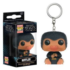 Fantastic Beasts and Where to Find Them Niffler Pocket Funko Pop! Keychain
