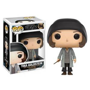 Fantastic Beasts and Where to Find Them Tina Funko Pop! Vinyl