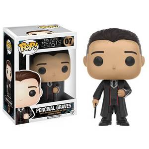 Fantastic Beasts and Where to Find Them Percival Funko Pop! Vinyl