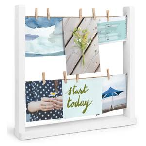 Umbra Hangit Desktop Photo Display - White