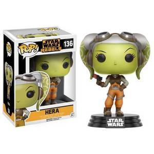 Figura Funko Pop! Hera Bobble-Head - Star Wars Rebels