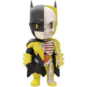DC Comics XXRAY Wave 5 Batman Yellow Lantern 10cm Figure