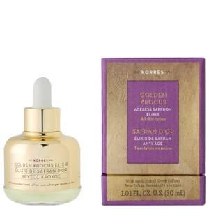 KORRES Golden Krocus Ageless Saffron Elixir Serum 30ml