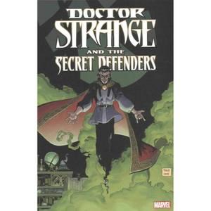 Doctor Strange and Secret Defenders Graphic Novel