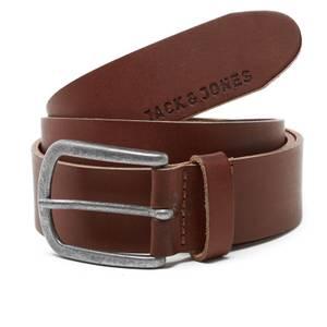Cinturón Jack & Jones Logo - Hombre - Marrón