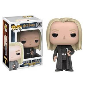 Harry Potter Lucius Malfoy Funko Pop! Vinyl