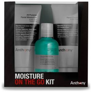 Conjunto Moisture On the Go da Anthony