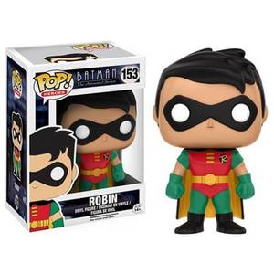 Batman: The Animated Series Robin Funko Pop! Vinyl