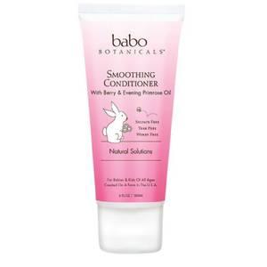 Babo Botanicals Smoothing Conditioner - Berry & Primrose