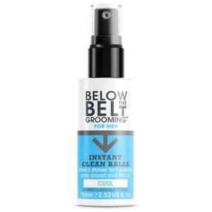 Below the Belt Grooming Instant Clean Balls - Cool 75ml