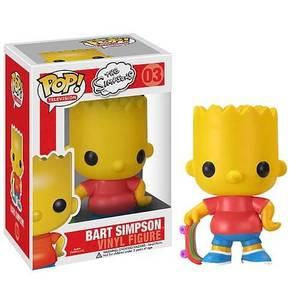 Funko Bart Simpson Pop! Vinyl
