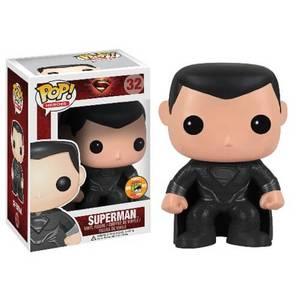 DC Comics Funko Superman Black Suit SDCC Pop! Vinyl