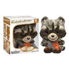 Peluche Rocket Raccoon Fabrikation