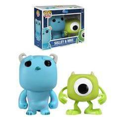 Disney Funko Sulley & Mike Mini Pop! Vinyl