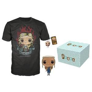 Game of Thrones Daenerys Amazon Exclusive Funko Pop! Vinyl Bundle