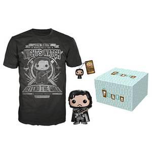 Game of Thrones Jon Snow Amazon Exclusive Funko Pop! Vinyl Bundle