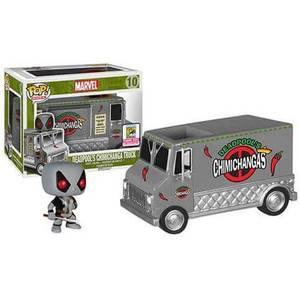 Funko Deadpools Chimichanga Truck (Grey SDCC) Pop! Vinyl