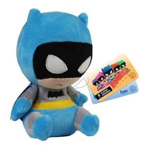 DC Comics Mopeez Batman 75th Colorways Blue Plush Figure Mopeez