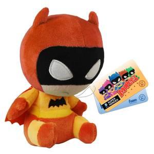 DC Comics Mopeez Batman 75th Colorways Orange Plush Figure Mopeez