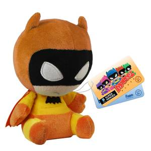 DC Comics Mopeez Batman 75th Colorways Yellow Plush Figure Mopeez