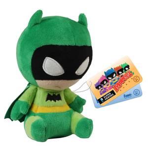 DC Comics Mopeez Batman 75th Colorways Green Plush Figure Mopeez