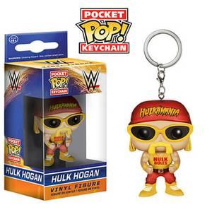 WWE Hulk Hogan Pop! Keychain