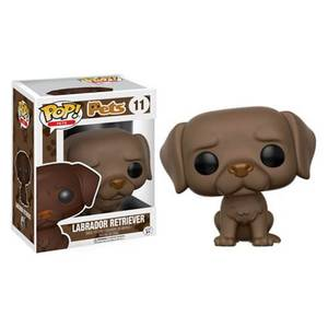 Pop! Pets Chocolate Labrador Retriver Funko Pop! Vinyl