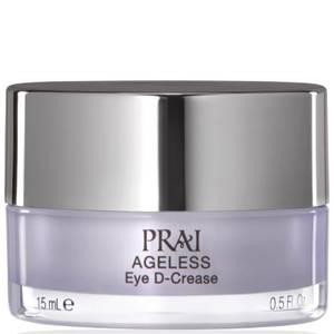 Омолаживающий крем для кожи вокруг глаз против мелких морщин и гусиных лапок PRAI AGELESS Eye D-Crease Crème 15мл