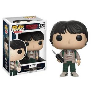 Stranger Things Mike with Walkie Talkie Funko Pop! Vinyl