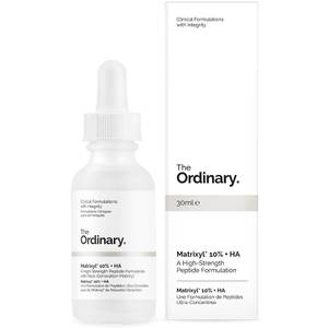 Fórmula com 10% da Matrixyl + Peptídeo de elevada força com AH da The Ordinary 30 ml