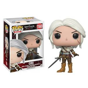 Witcher Ciri Pop! Vinyl Figur