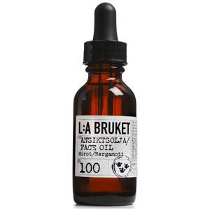 L:A BRUKET No. 100 Face Oil 30ml - Carrot/Bergamot