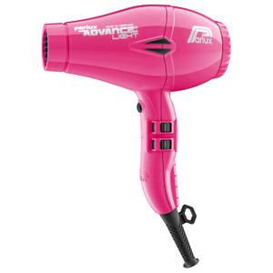 Parlux Advance Light Ceramic Ionic Hair Dryer - Pink