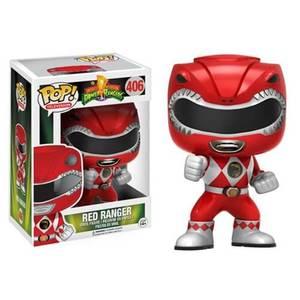 Power Rangers Pop! Vinyl Figur Red Ranger