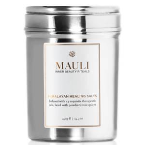 Заживляющая и успокаивающая кожу соль для ванн Mauli Himalayan Healing Salts 460г