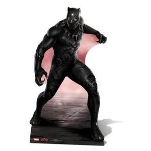 Disney Marvel Captain America: Civil War Black Panther Over Size Cut Out
