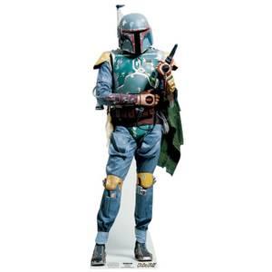 Star Wars Boba Fett Star Mini Ausschnitt