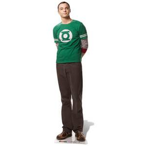 The Big Bang Theory Dr. Sheldon Cooper Life Size Cut Out