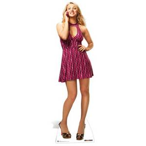 The Big Bang Theory Penny Life Size Cut Out