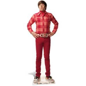 The Big Bang Theory Howard Wolowitz Life Size Cut Out