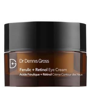 Dr Dennis Gross Skincare フェルリック&レチノール アイクリーム 15ml