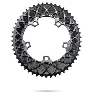 AbsoluteBLACK SRAM Oval Road Chainring