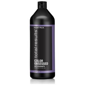 Matrix Total Results Color Obsessed Conditioner 33.8oz (Worth $44)